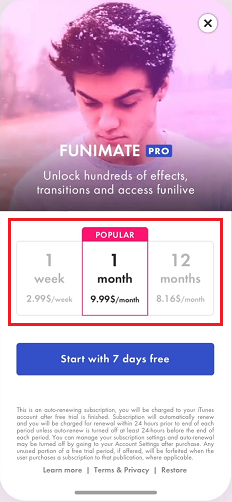 Funimate Pro APK Download